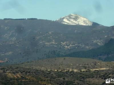 Cárcavas Alpedrete de la Sierra y Cerro Negro; senderismo madrid grupos alto de las guarramillas